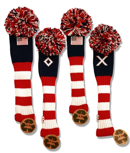 New Usa Knit Throwback Design Golf Headcover Knit Golf Headcovers Of Innovative 47 Models Knit Golf Headcovers