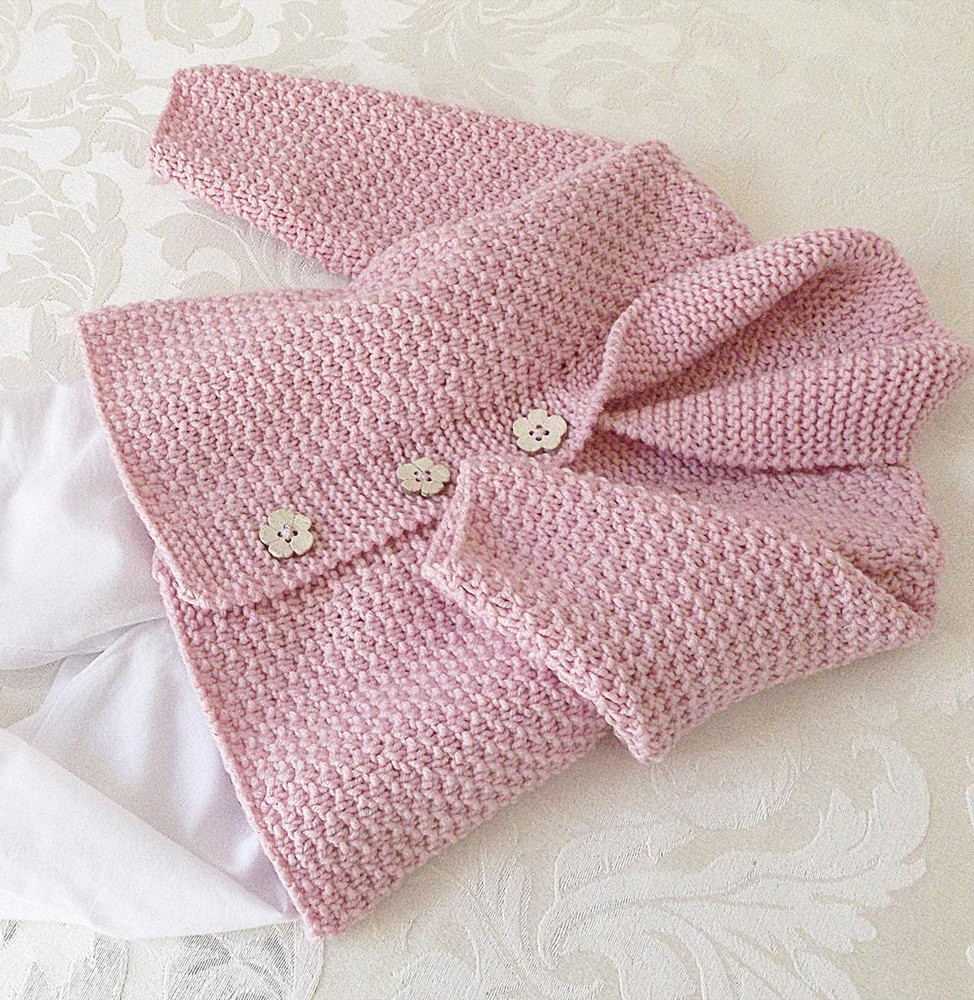 New Versatile Baby Cardigan or Vest with Shawl Collar P081 Baby Knits for Beginners Of Innovative 45 Pictures Baby Knits for Beginners