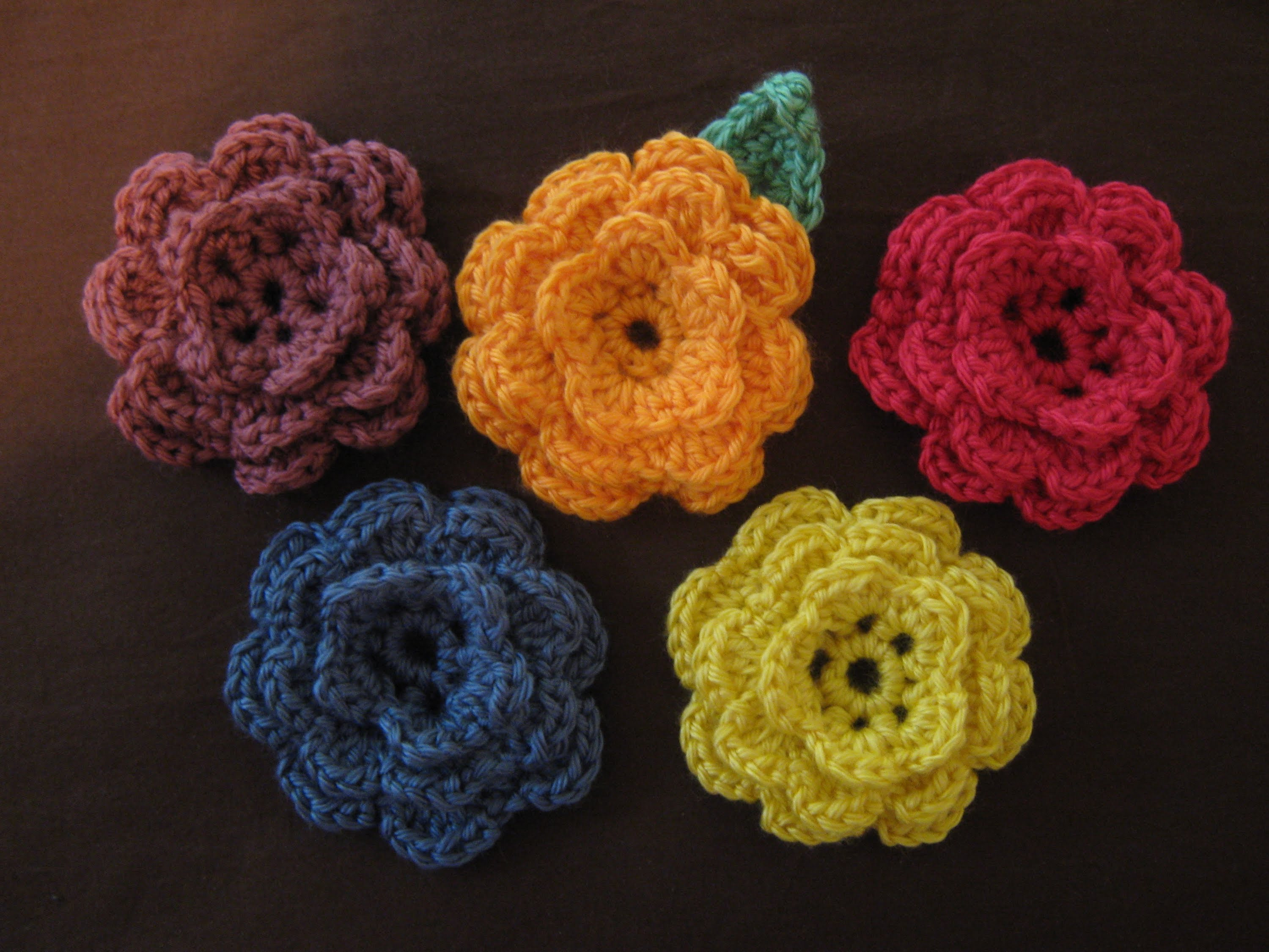 New [video Tutorial] How to Make A Lovely Crochet Flower for Crochet Sites Of Incredible 47 Images Crochet Sites