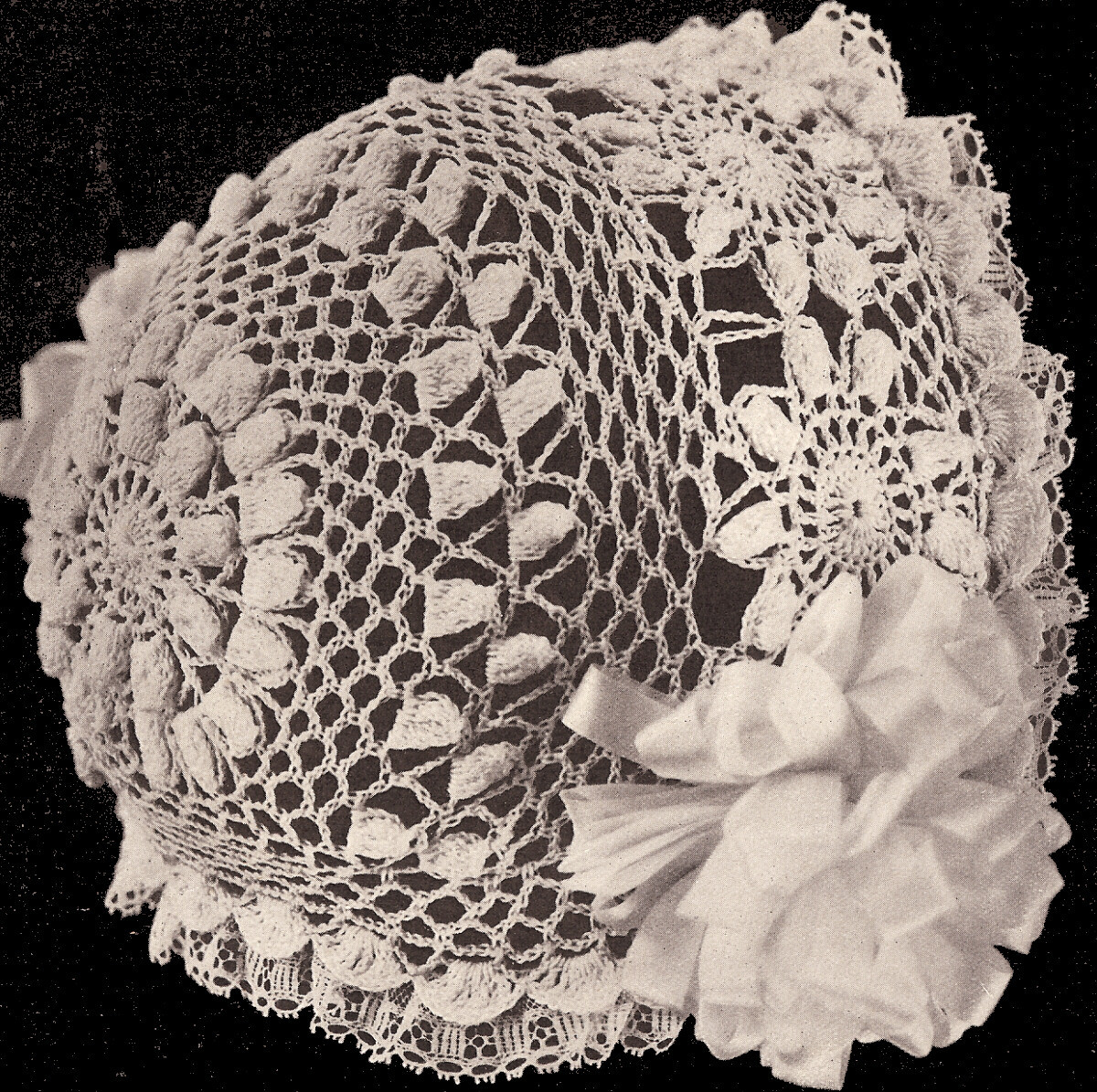 New Vintage Antique Crochet Pattern to Make Daisy Sun Flower Vintage Crochet Of Perfect 44 Models Vintage Crochet