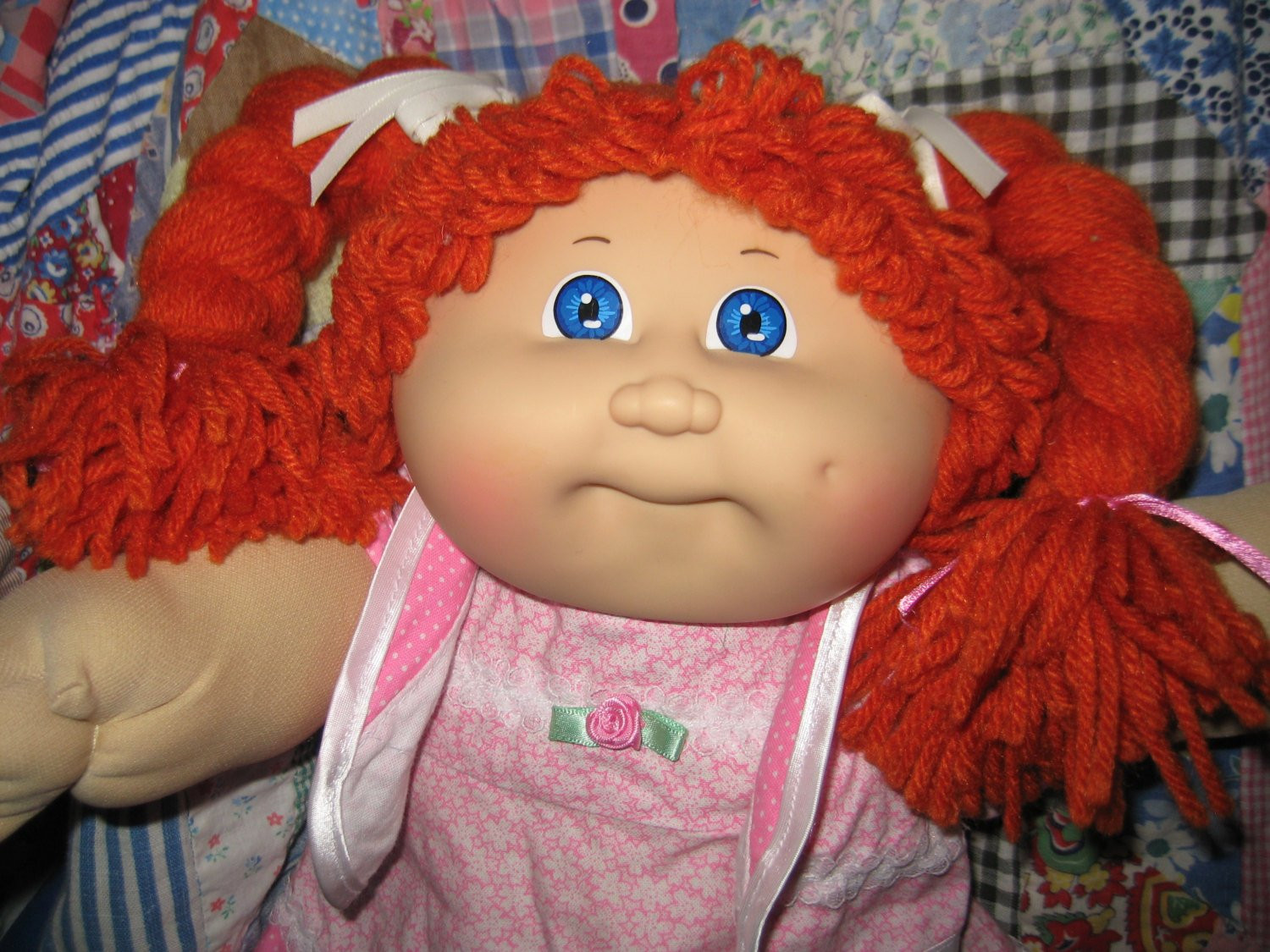 New Vintage Cabbage Patch Kid Doll Ginger Red Hair Girl Baby Cabbage Patch Doll Of Great 47 Photos Baby Cabbage Patch Doll