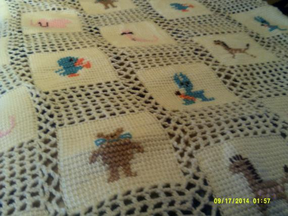 New Vintage Hand Crochet Baby Blanket Baby Blankets Animal Baby Vintage Baby Blankets Of Adorable 44 Images Vintage Baby Blankets