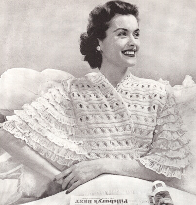 New Vintage Knitting Pattern to Make Bed Jacket Sweater top Bed Jacket Pattern Of Luxury 42 Ideas Bed Jacket Pattern