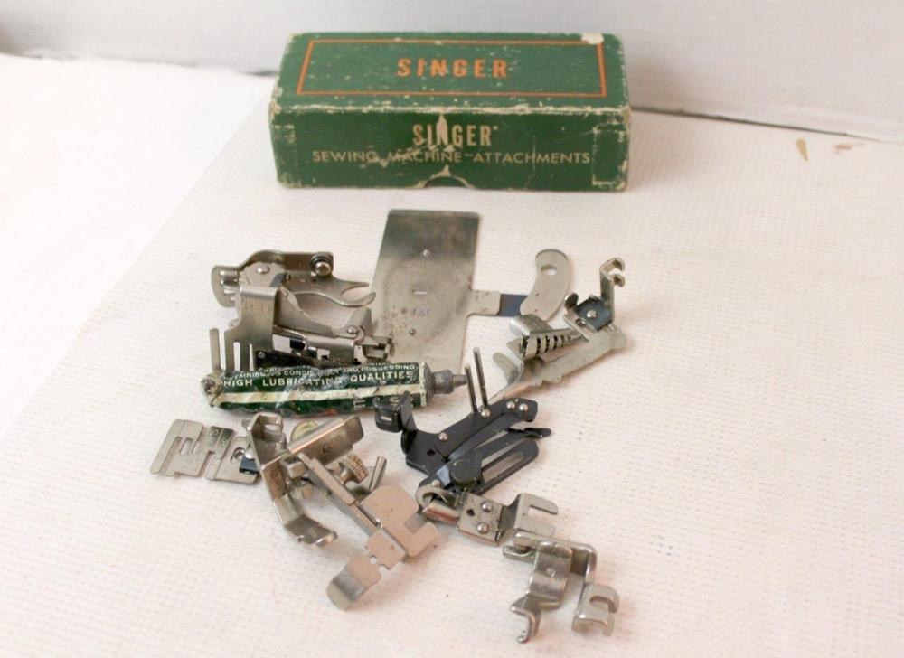 New Vintage Singer Sewing Machine Feet Accessories attachments Singer Sewing Machine Feet Of Amazing 50 Pics Singer Sewing Machine Feet