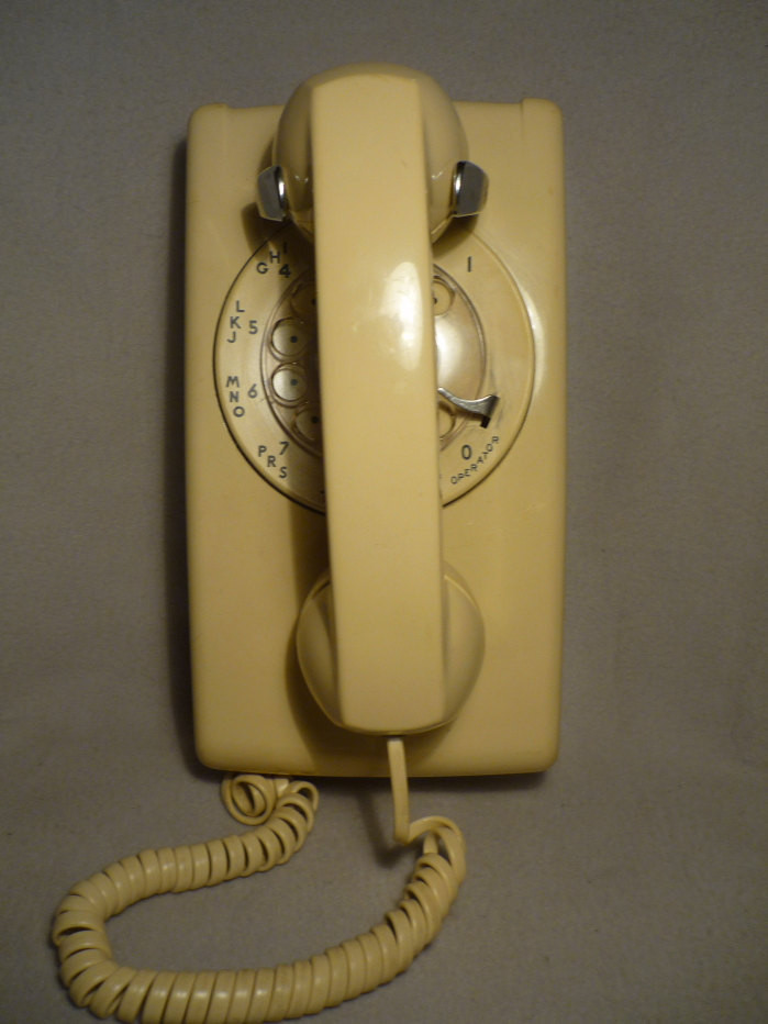 New Vintage Tan Rotary Dial Wall Phone Untested On Sale Vintage Rotary Wall Phone Of Wonderful 46 Pictures Vintage Rotary Wall Phone