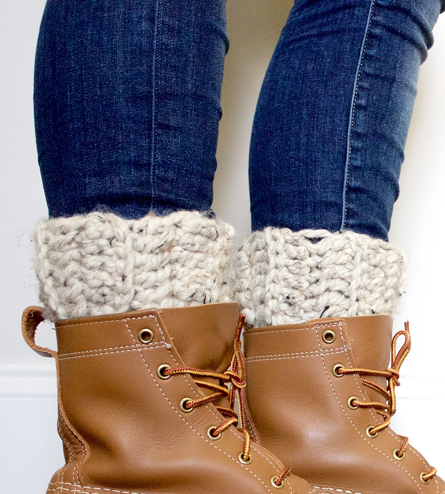 New Waverlie Knit Boot Cuffs Knitted Boot Cuffs Of Awesome Kriskrafter Free Knit Pattern 2 Needle Boot toppers Cuffs Knitted Boot Cuffs