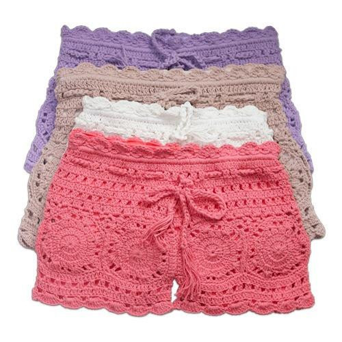 New White Crochet Shorts Daisy & Moose White Crochet Shorts Of Amazing 40 Photos White Crochet Shorts