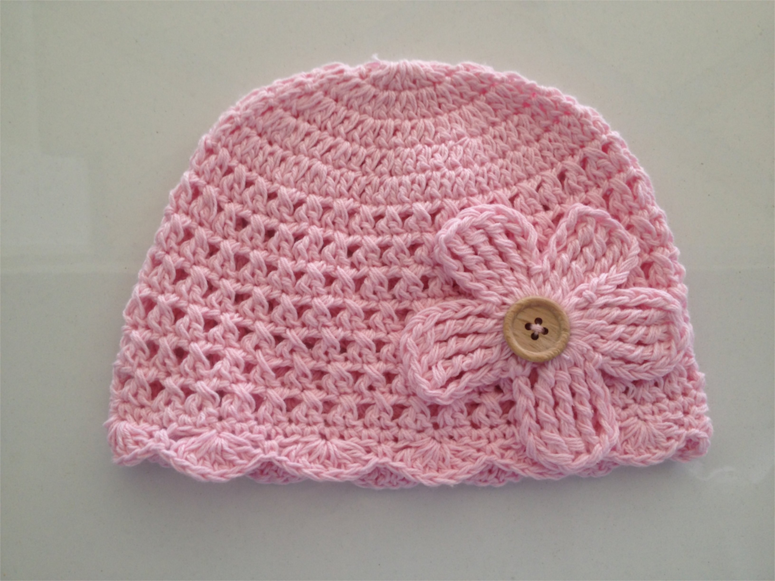 New wholesale Baby Crochet Daisy button Beanie Crochet toddler Beanie Of Delightful 40 Ideas Crochet toddler Beanie