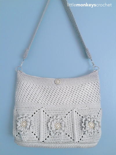 New Wildflower Shoulder Crochet Bag Shoulder Bag Patterns Of Contemporary 47 Pictures Shoulder Bag Patterns