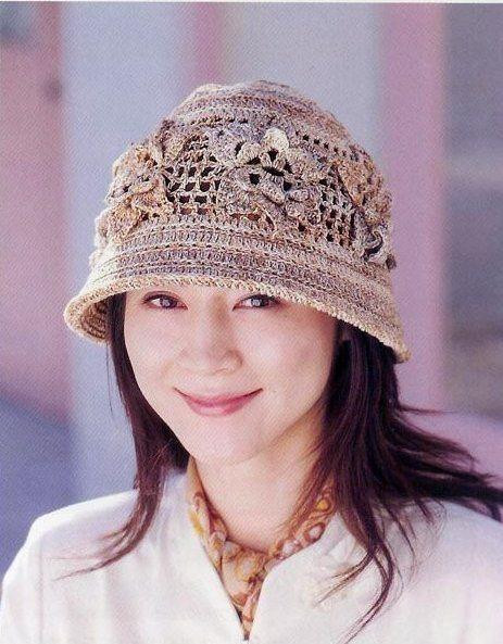 WOMEN'S CROCHET HAT PATTERNS – Easy Crochet Patterns