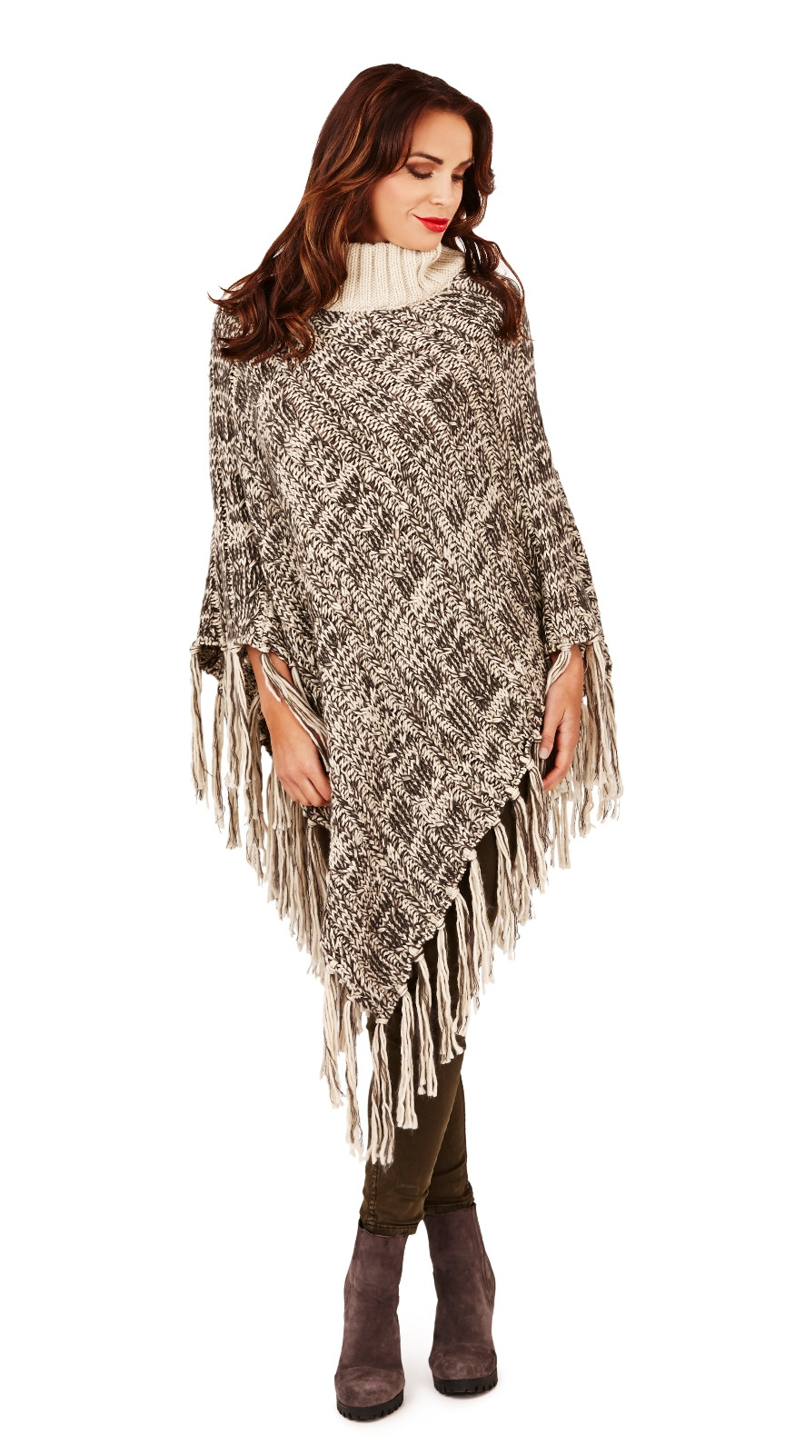 New Womens Warm Winter Luxury Poncho Wrap Knitted Shawl Throw Knitted Shawl Wrap Of Superb 49 Images Knitted Shawl Wrap