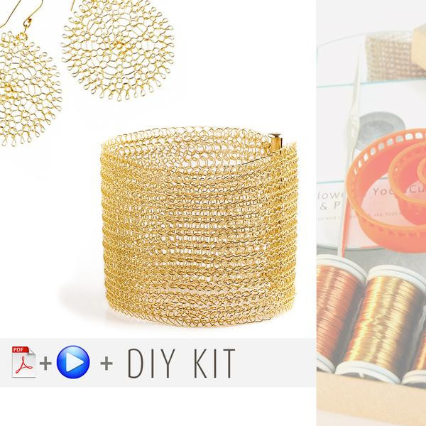 "New Yoola ""ruby"" Kit Wire Crochet Tutorials and Supplies Crochet Supplies Of Luxury 43 Photos Crochet Supplies"