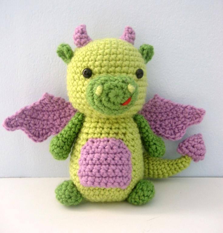 New You Have to See Dragon Crochet Pattern by Amy Gaines Crochet Dragon Pattern Of Brilliant 50 Pictures Crochet Dragon Pattern