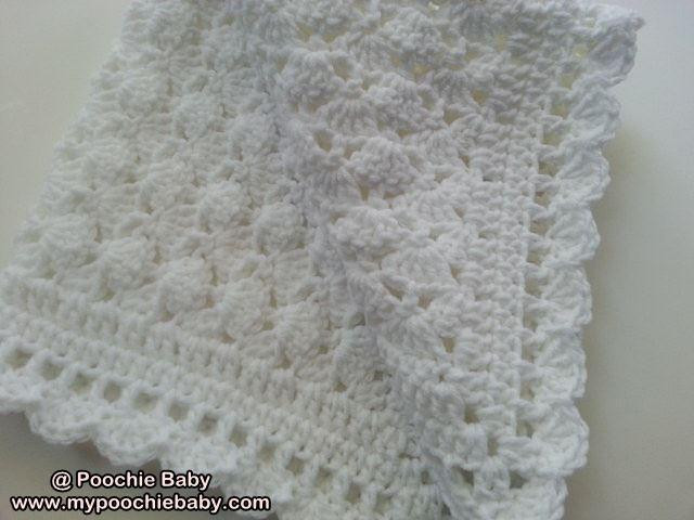 New You Have to See E Skein Baptismal Blanket for Babies by One Skein Baby Blanket Of Wonderful 39 Photos One Skein Baby Blanket