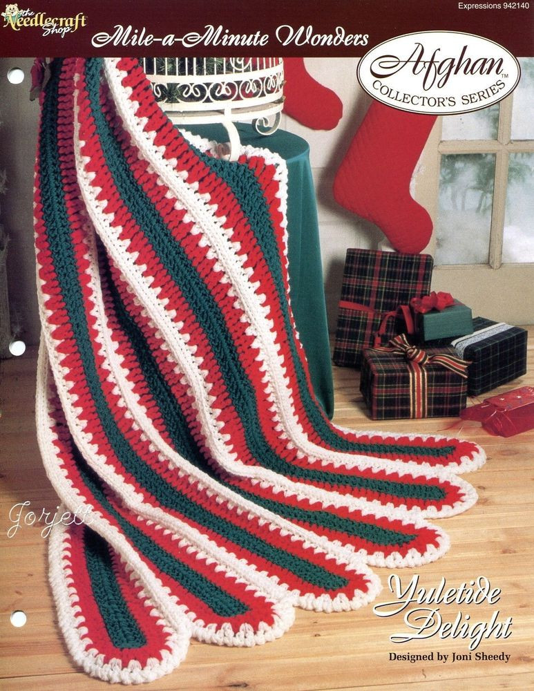 New Yuletide Delight Afghan Mile A Minute Wonders Crochet Mile A Minute Crochet Afghan Patterns Of Amazing 42 Ideas Mile A Minute Crochet Afghan Patterns