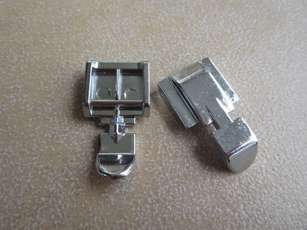 New Zipper Foot Clip On Fits Brother Janome Singer Domestic Singer Sewing Machine Zipper Foot Of Wonderful 43 Pictures Singer Sewing Machine Zipper Foot