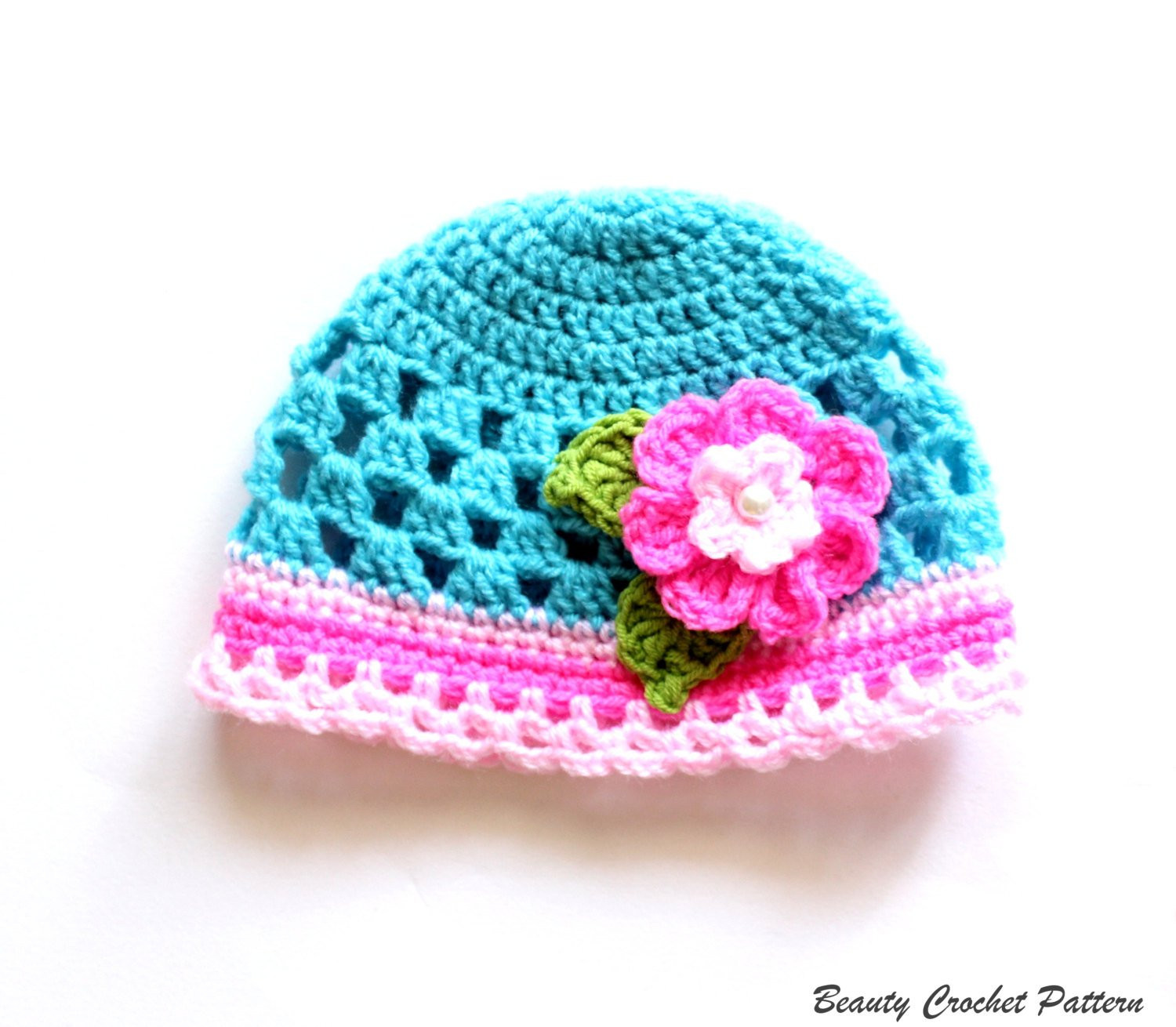 Newborn Baby Hat Crochet Pattern Awesome Baby Girl Hat Crochet Pattern Crochet Girls Hat Pattern Of Superb 44 Pictures Newborn Baby Hat Crochet Pattern