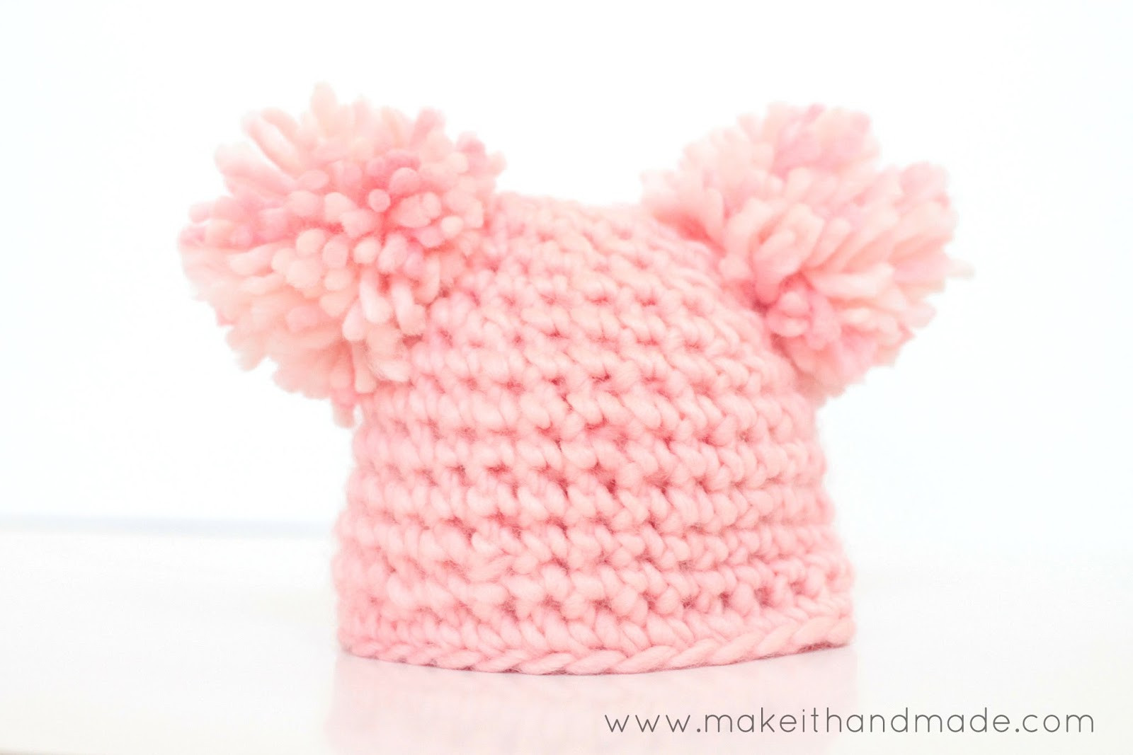 Newborn Baby Hat Crochet Pattern Awesome Make It Handmade the Bubble Gum Newborn Hat Free Pattern Of Superb 44 Pictures Newborn Baby Hat Crochet Pattern
