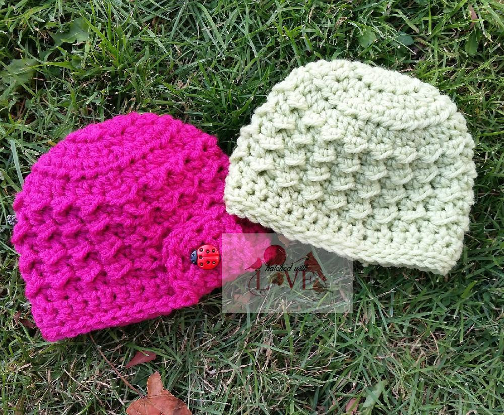 Newborn Crochet Patterns Beautiful Newborn Bennett Beanie Crochet Pattern by Hatch Ed with Of Incredible 41 Ideas Newborn Crochet Patterns