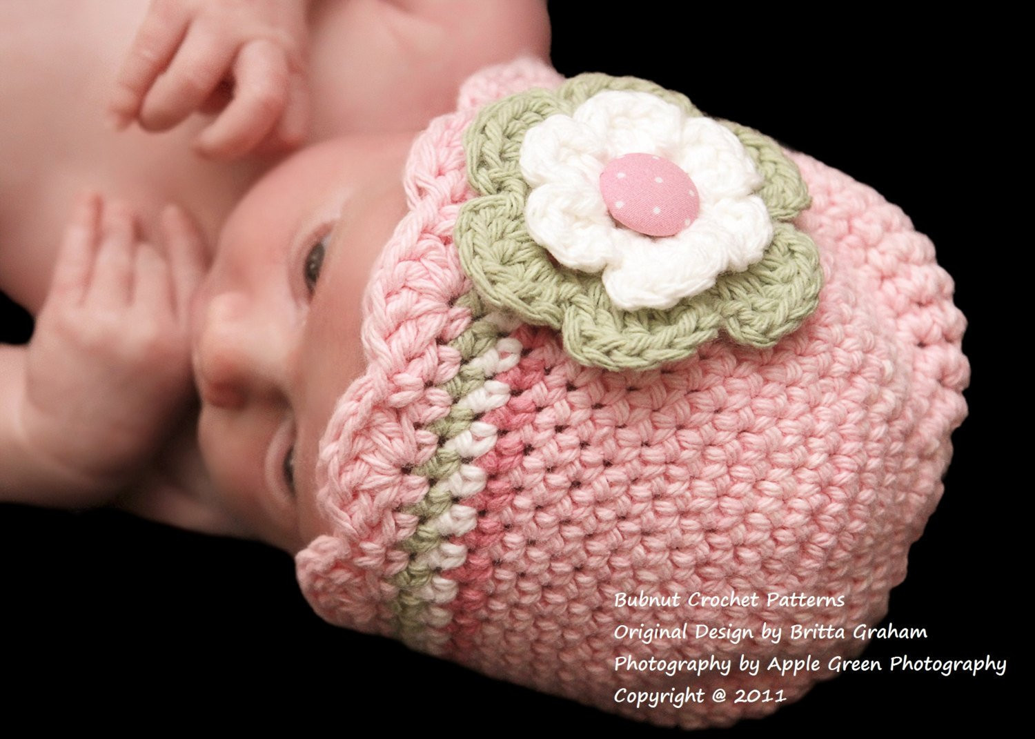 Newborn Crochet Patterns Elegant Baby Hat Crochet Pattern with Shell Trim Crochet Hat Pattern Of Incredible 41 Ideas Newborn Crochet Patterns