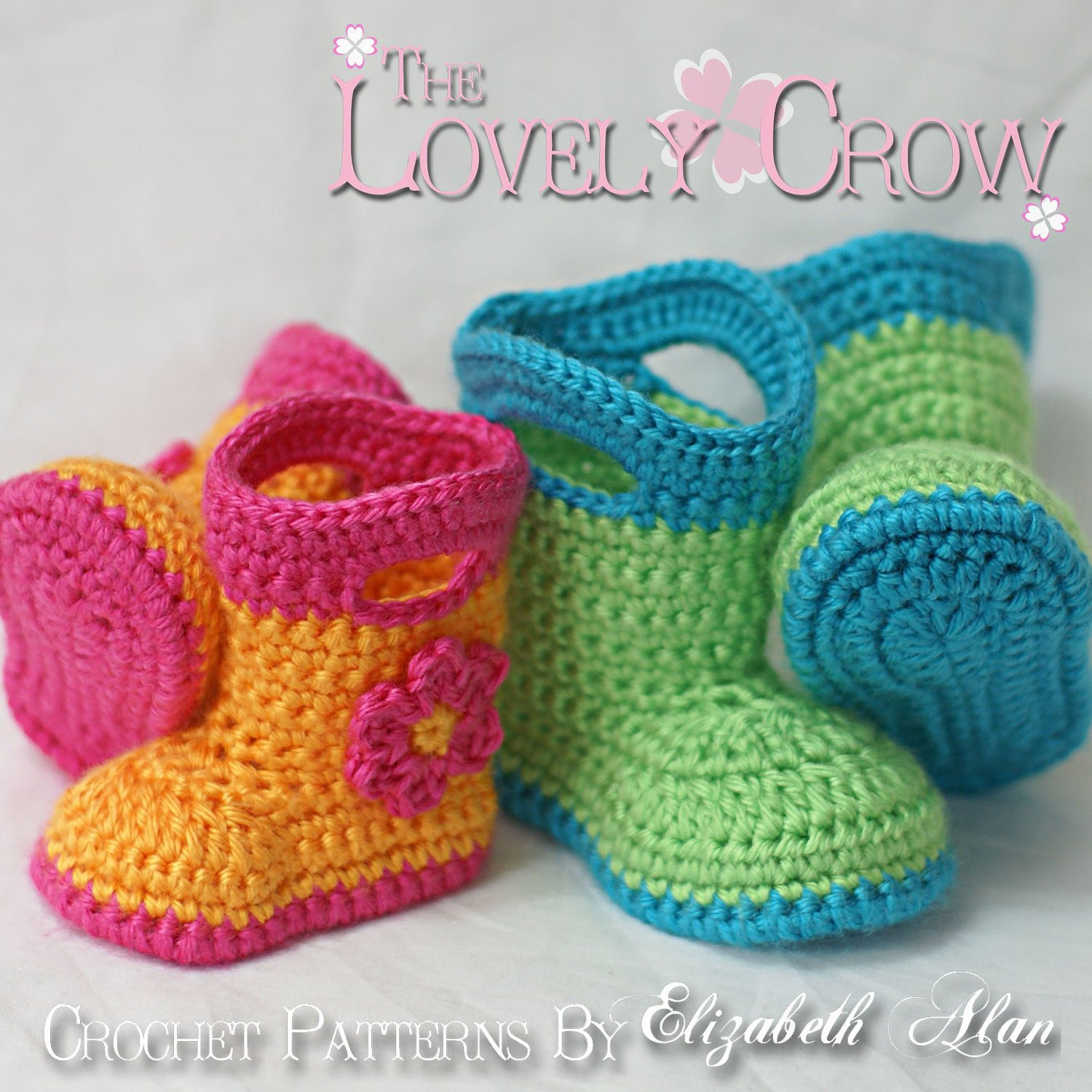 Newborn Crochet Patterns Fresh Rainboots Crochet Pattern Baby Rainboots for Baby Goshalosh Of Incredible 41 Ideas Newborn Crochet Patterns