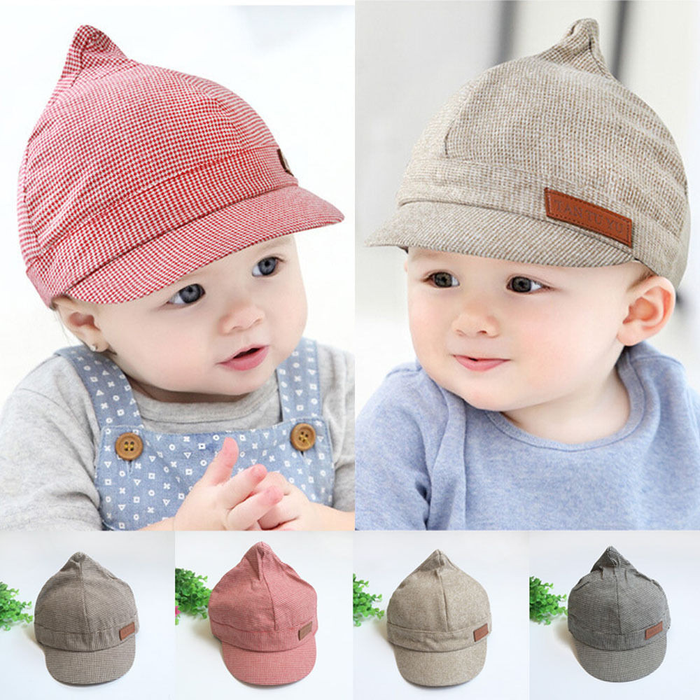 Newborn Hats Boy Awesome toddler Newborn Kids Baby Girls Boys Poo Peaked Hat Sun Of Great 44 Pics Newborn Hats Boy
