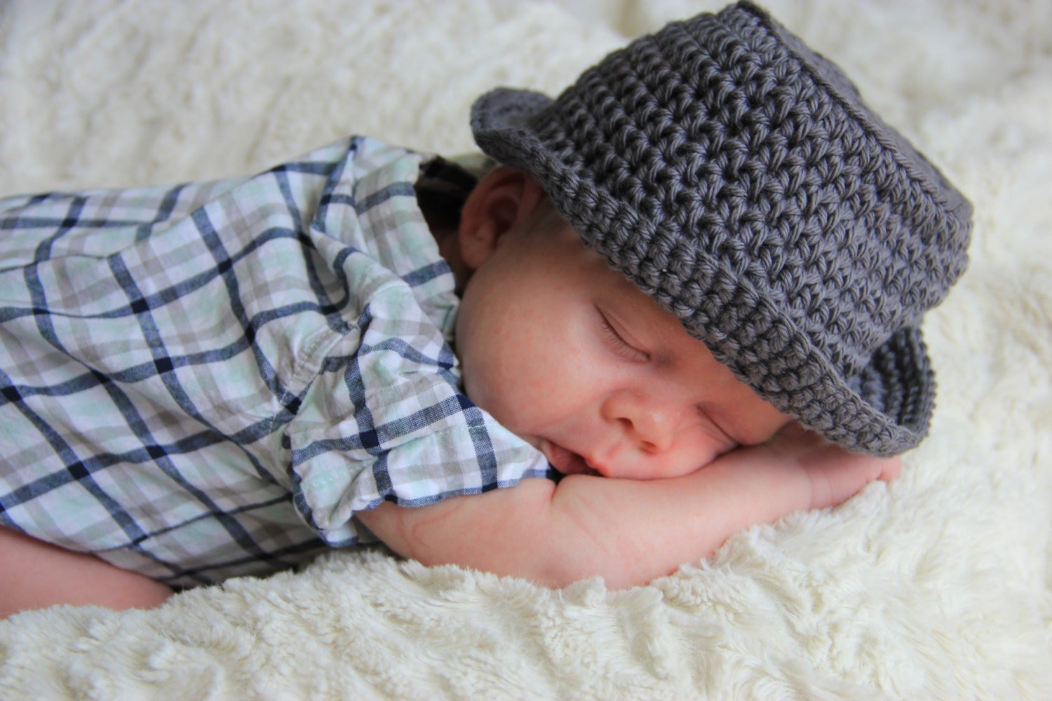 Newborn Hats Boy Beautiful Free Crochet Pattern Baby Fedora Dancox for Of Great 44 Pics Newborn Hats Boy