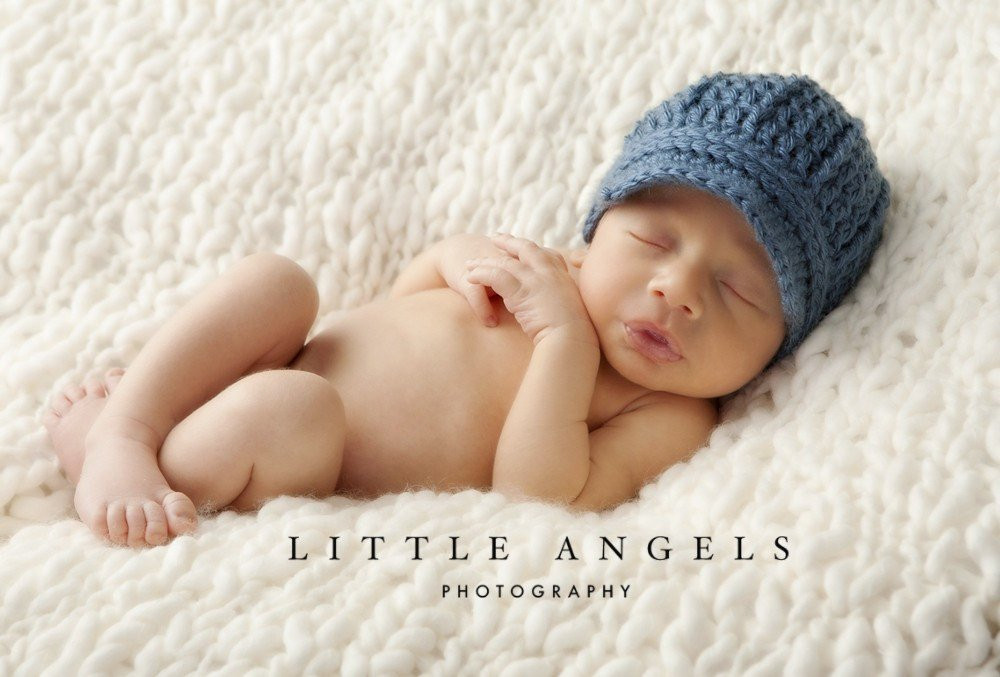 Newborn Hats Boy Inspirational Baby Boy Blue Newsboy Hat Crochet Pattern 438 Of Great 44 Pics Newborn Hats Boy
