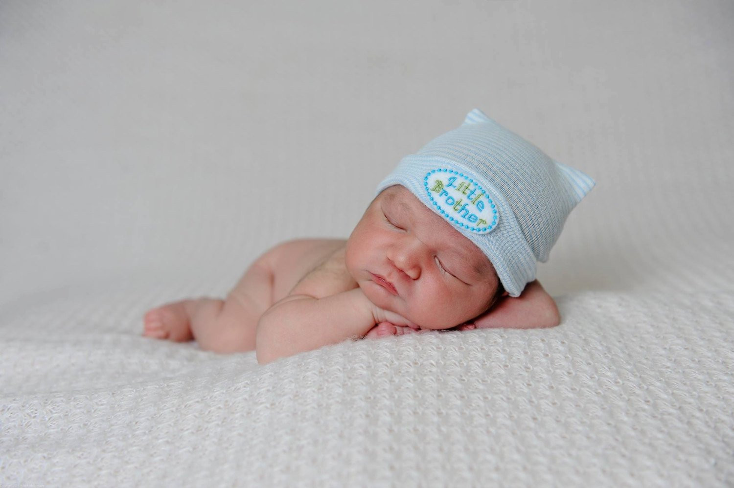 Newborn Hats Boy Unique Newborn Hospital Hat for Boys Little Brother Hermano Menor Of Great 44 Pics Newborn Hats Boy