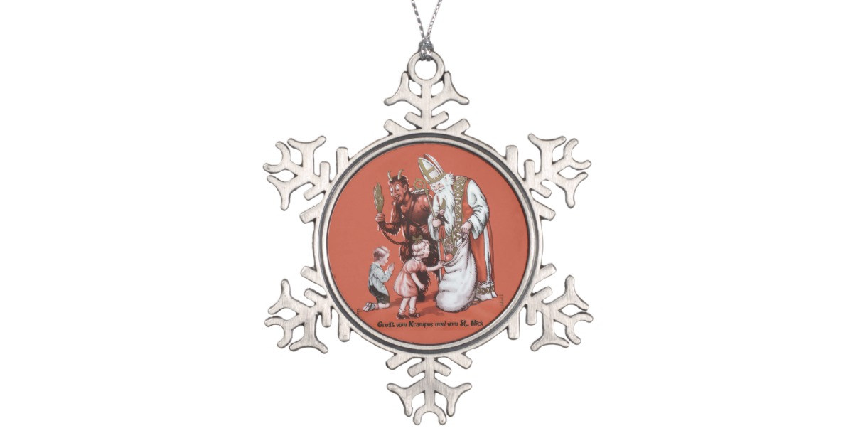 Nice Christmas ornaments Best Of Naughty or Nice Krampus & Santa Christmas ornament Of Brilliant 50 Photos Nice Christmas ornaments