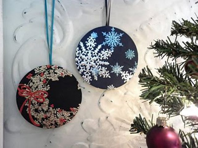 Nice Christmas ornaments Lovely 20 Brilliant Ideas to Recycle Old Christmas Cards Of Brilliant 50 Photos Nice Christmas ornaments