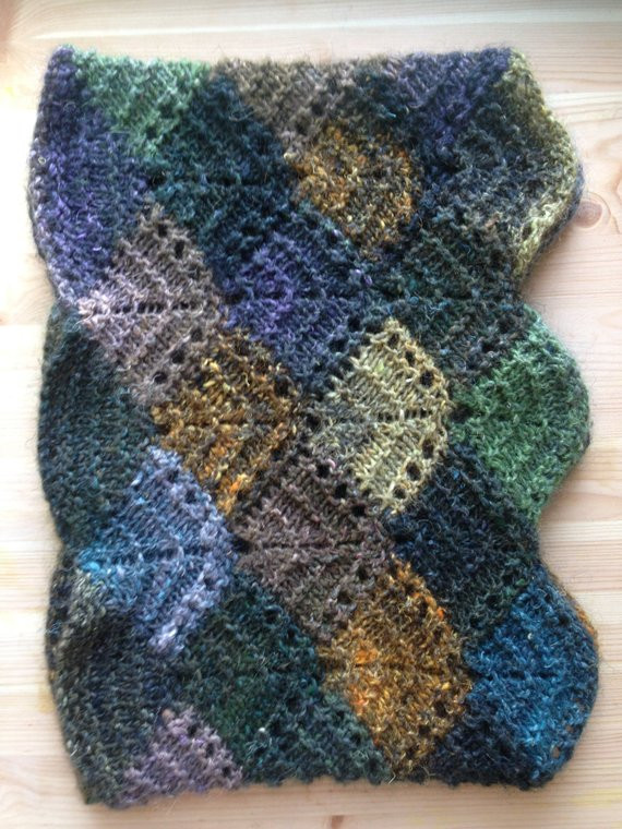 """Noro Yarn Patterns Unique noro Silk Garden Infinity Scarf Pattern """"fish Scales"""" From Of Incredible 46 Pics noro Yarn Patterns"""