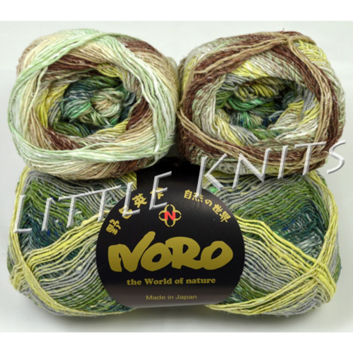 Little Knits Noro Taiyo Sock Color 39