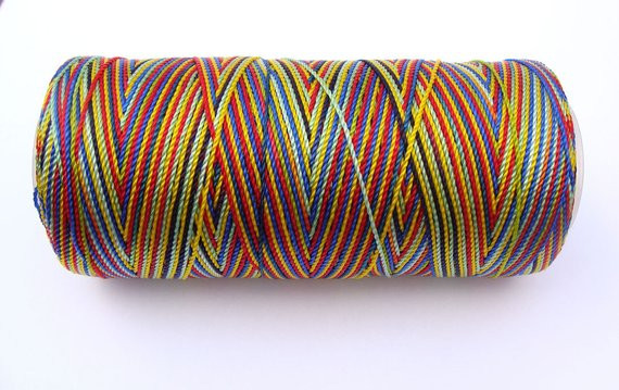 Nylon Crochet Thread Inspirational Multi Color Not Waxed Nylon Crochet Thread Macrame String Of Wonderful 41 Pics Nylon Crochet Thread