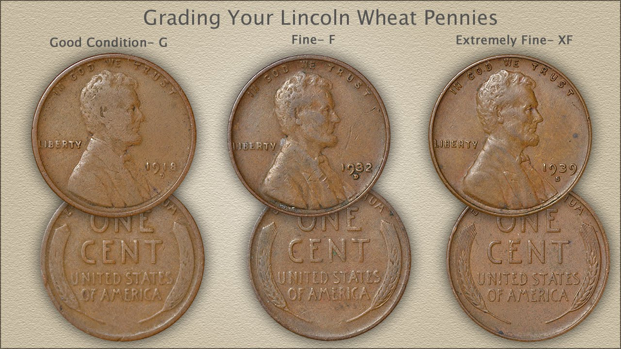 Old Penny Value Awesome Grading Lincoln Wheat Pennies Of Luxury 43 Pics Old Penny Value