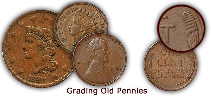 Old Penny Value Beautiful Value Of Grading Old Pennies Of Luxury 43 Pics Old Penny Value