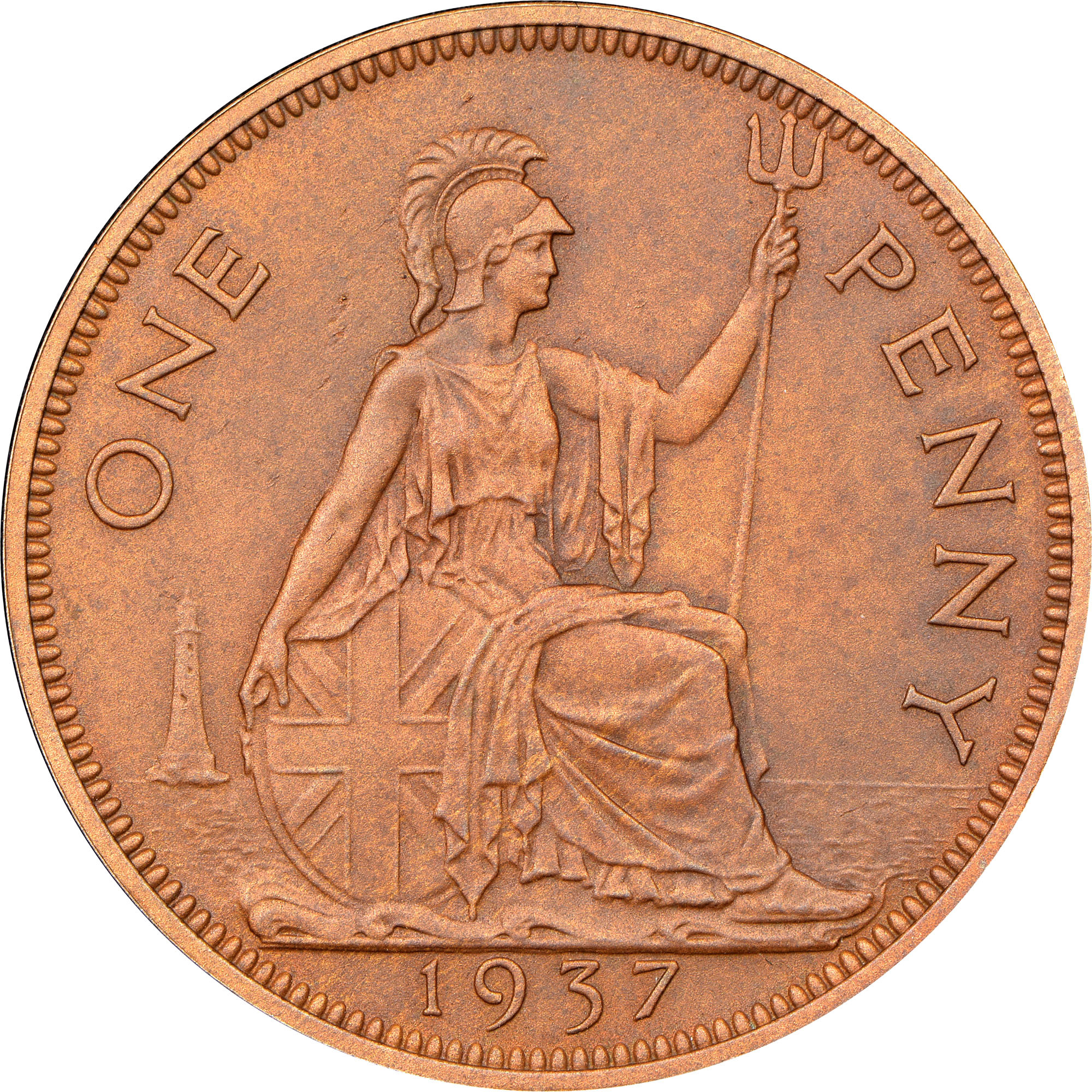 Great Britain Penny KM 845 Prices & Values
