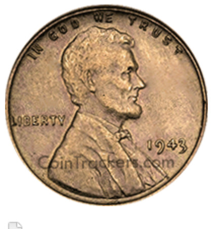 find an old penny it could be