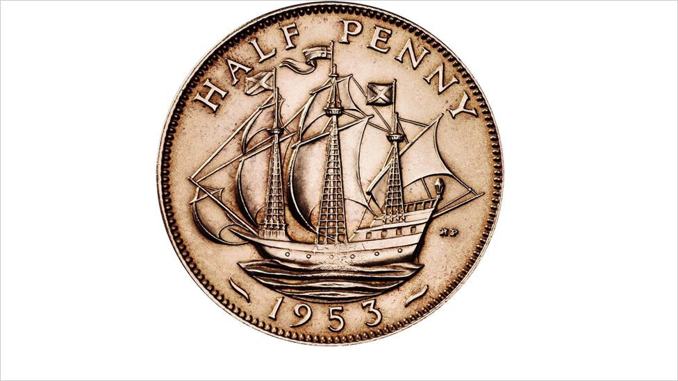 Old Penny Value Unique Bbc News In Pictures Pre Decimal Currency Of Luxury 43 Pics Old Penny Value