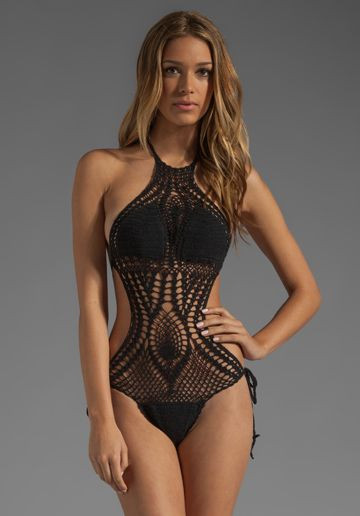 One Piece Crochet Swimsuit Awesome 1000 Images About Crochet Bathing Suit On Pinterest Of Contemporary 46 Photos One Piece Crochet Swimsuit