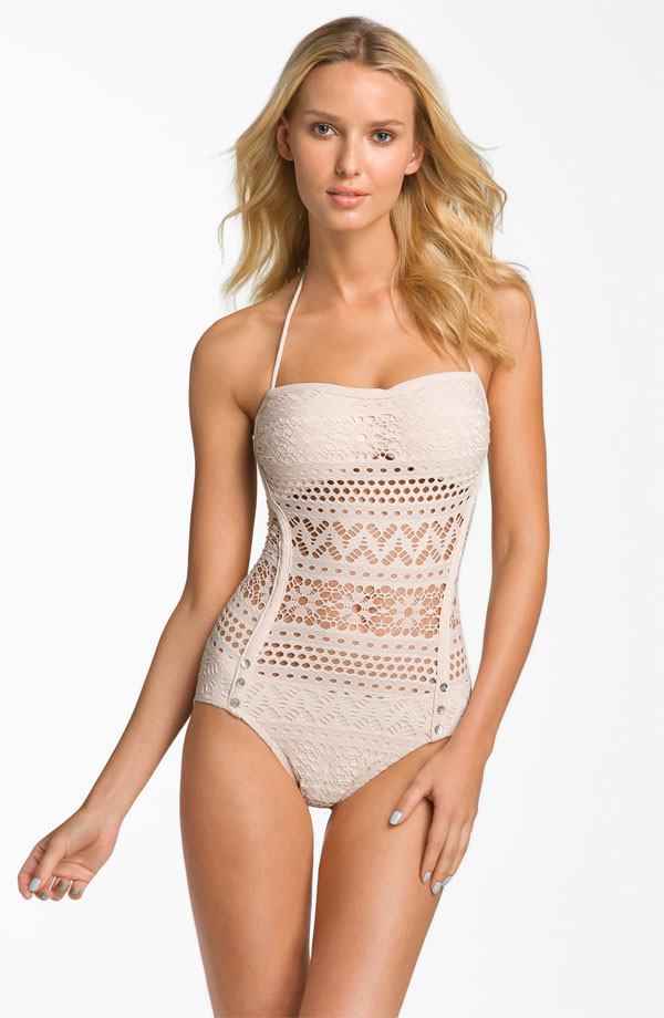One Piece Crochet Swimsuit Inspirational Coveting Crochet Of Contemporary 46 Photos One Piece Crochet Swimsuit