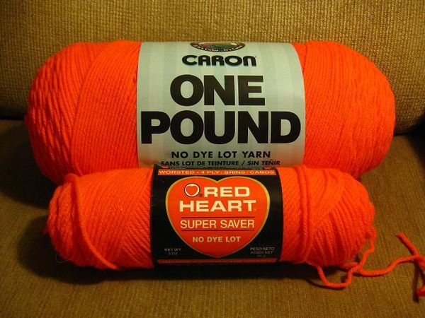 One Pound Yarn Lovely Wanted Red Heart Vibrant orange 354 for Nephew S Afghan Of Perfect 42 Models One Pound Yarn