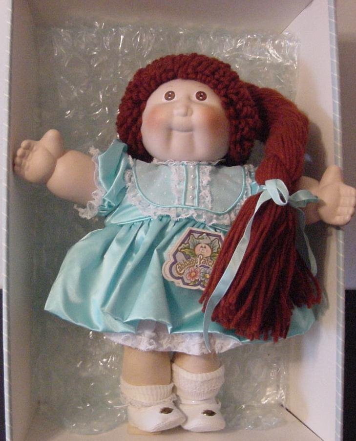 Original Cabbage Patch Dolls Awesome original Porcelain Cabbage Patch Doll 1984 1985 Georgia Artist Of Incredible 43 Ideas original Cabbage Patch Dolls