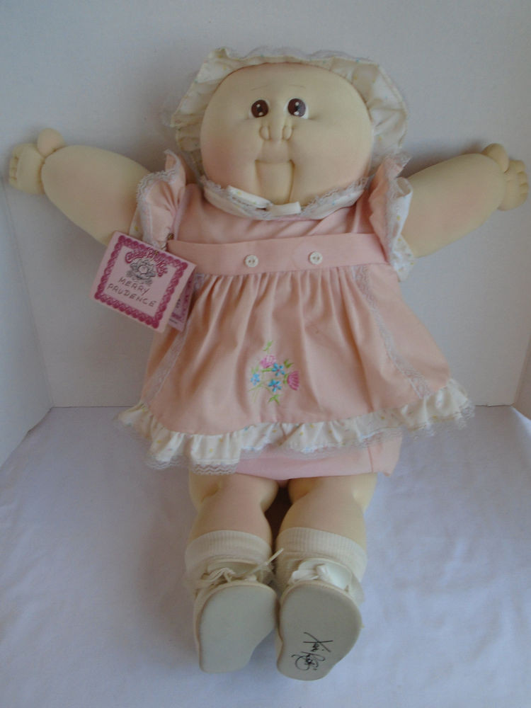 Original Cabbage Patch Dolls Beautiful 1984 original Cabbage Patch Xavier Roberts Little Girl Of Incredible 43 Ideas original Cabbage Patch Dolls
