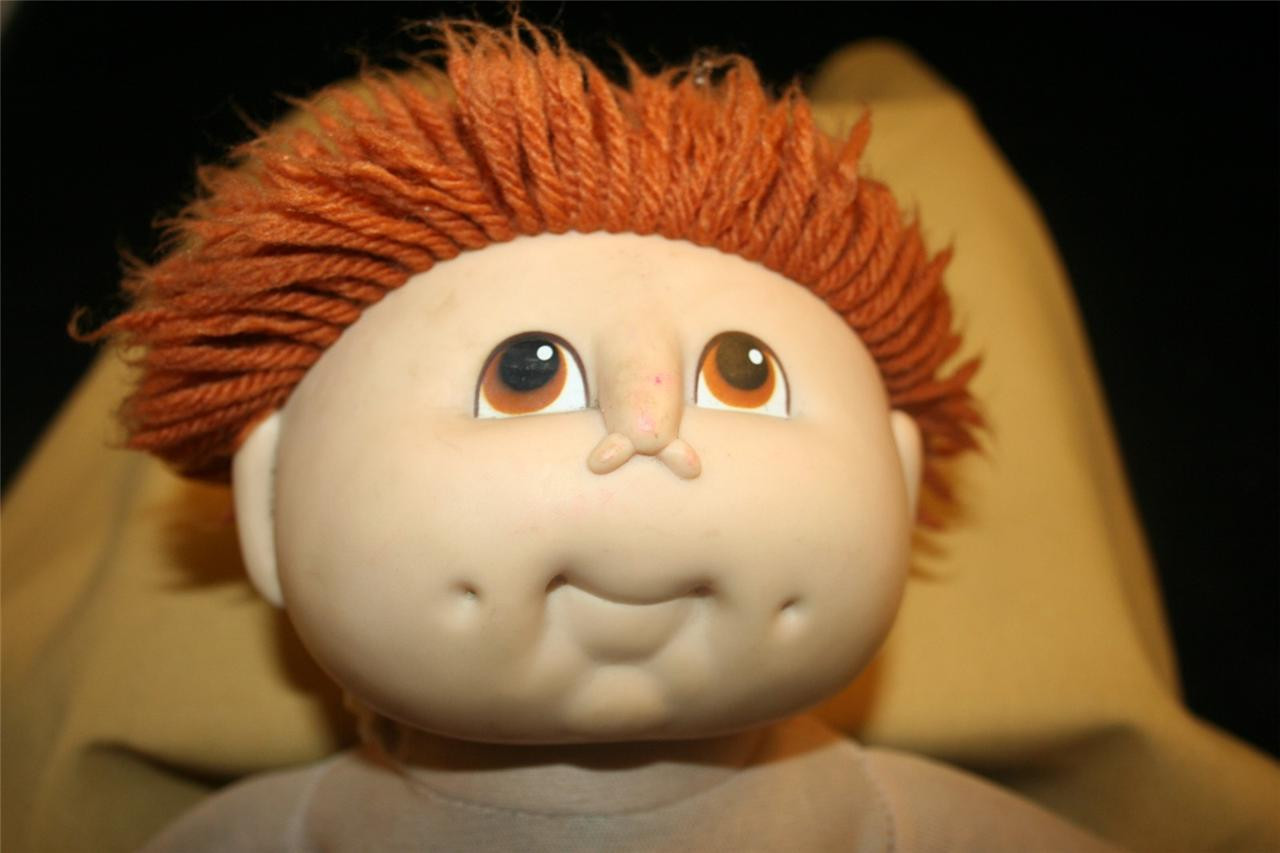 Original Cabbage Patch Dolls Beautiful original 1984 Cabbage Patch Doll Copr M N Thomas Of Incredible 43 Ideas original Cabbage Patch Dolls