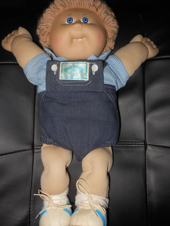 Original Cabbage Patch Dolls Lovely original 1983 Cabbage Patch Kids Doll with Clothes Of Incredible 43 Ideas original Cabbage Patch Dolls