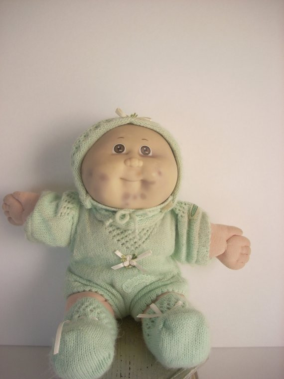 Coleco Cabbage Patch Dolls antthepiratebay