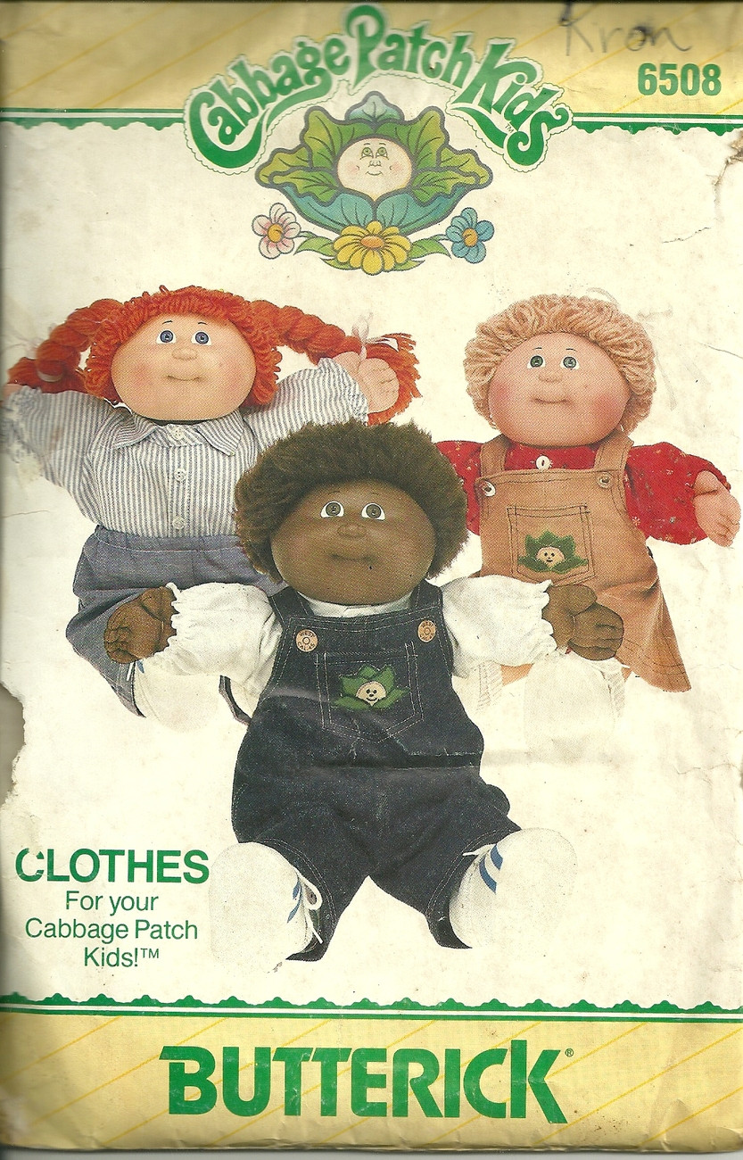 Original Cabbage Patch Kids Beautiful Scan0003 Of New 43 Pictures original Cabbage Patch Kids