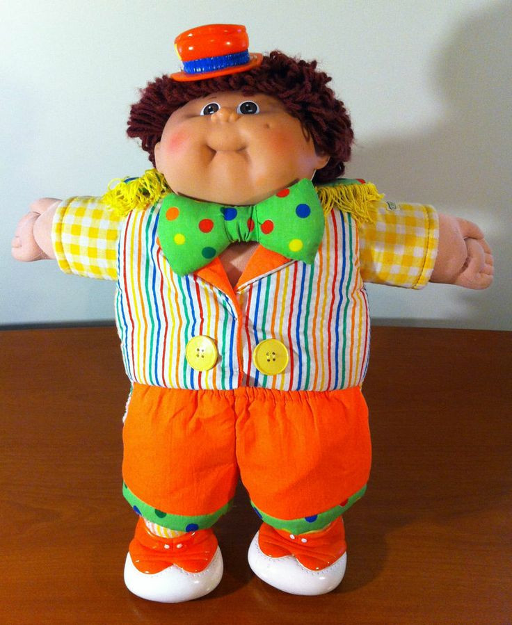 Original Cabbage Patch Kids Elegant Cabbage Patch Kids Circus Conductor Doll original 1982 Of New 43 Pictures original Cabbage Patch Kids
