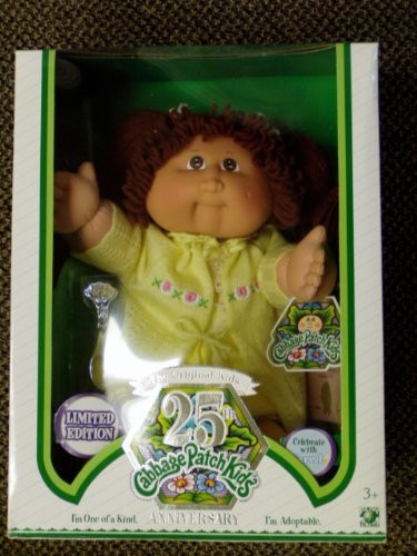 Cheap Price Cabbage Patch Kids The Original Kids 25th